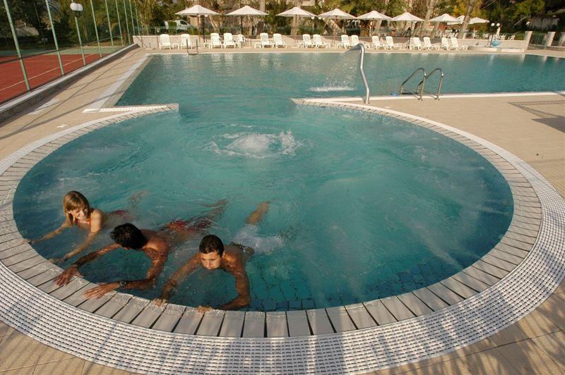 Piscine per Spa e Centri Benessere Sassari