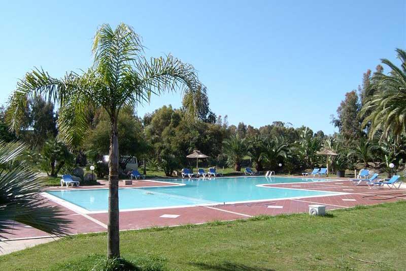 Public and Sports Swimming Pools Sassari