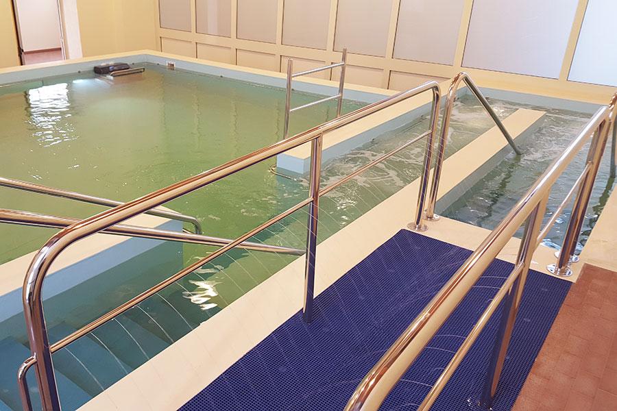 Piscine Idroterapiche Sassari